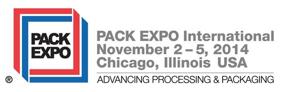 Pack Expo 2014 logo